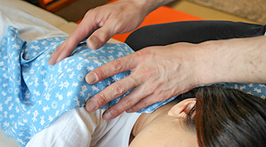 鍼と整体・体幹調整の施術